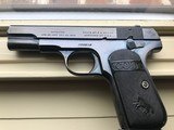 Colt Hammerless 1903 in .32 ACP