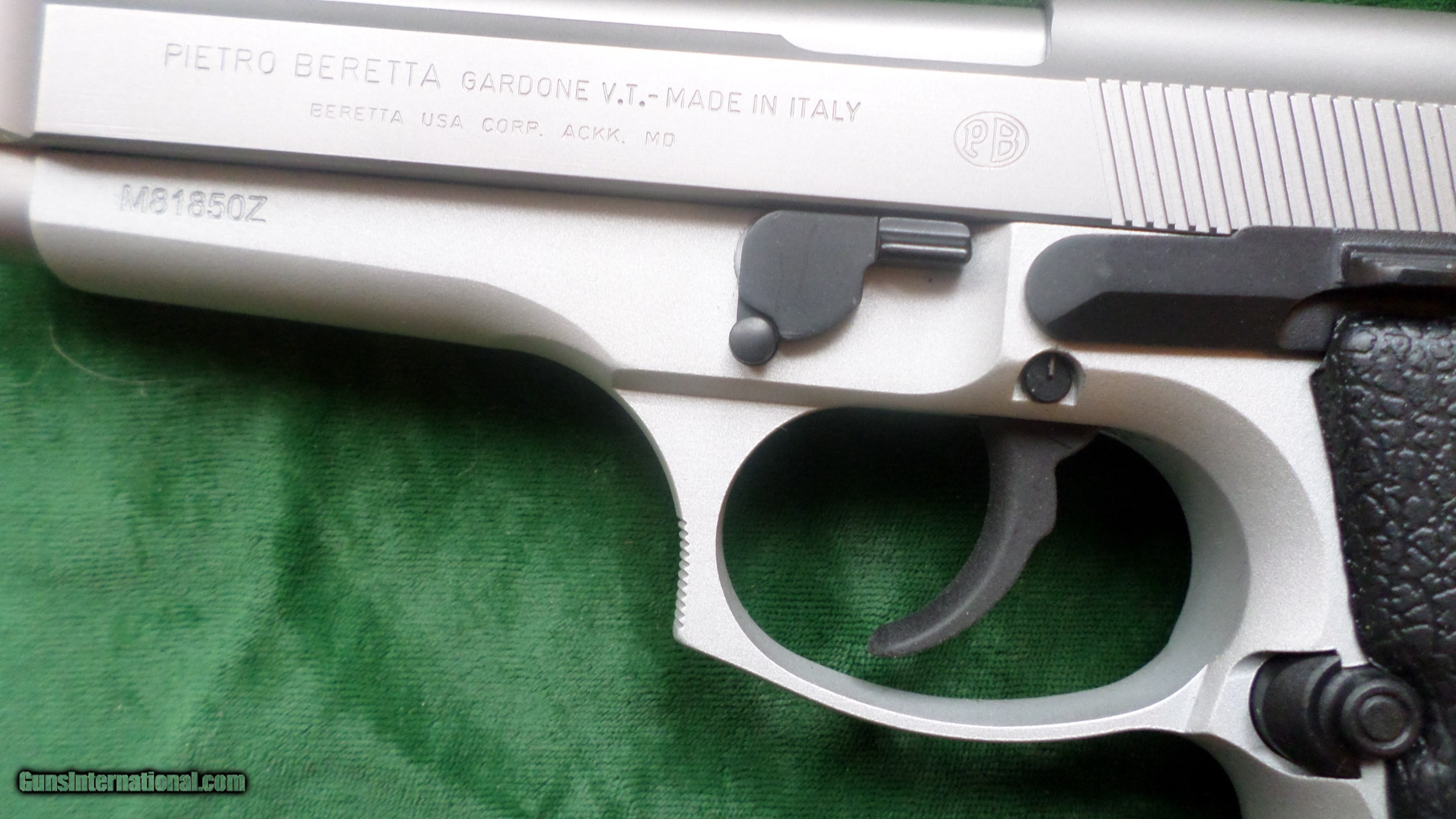 Beretta 92 FS 9mm 5