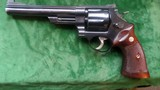 "Smith & Wesson Mod. 25 no dash. 6 1/2"" bl. 45 ACP like new 95% - 1 of 8"