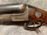 W.W. Greener FT-30 Hammerless 8 Gauge Shotgun - 2 of 14