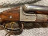 W.W. Greener FT-30 Hammerless 8 Gauge Shotgun - 1 of 14