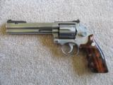 Smith & Wesson 686 Revolver with Four Position Front Sight - 1 of 5