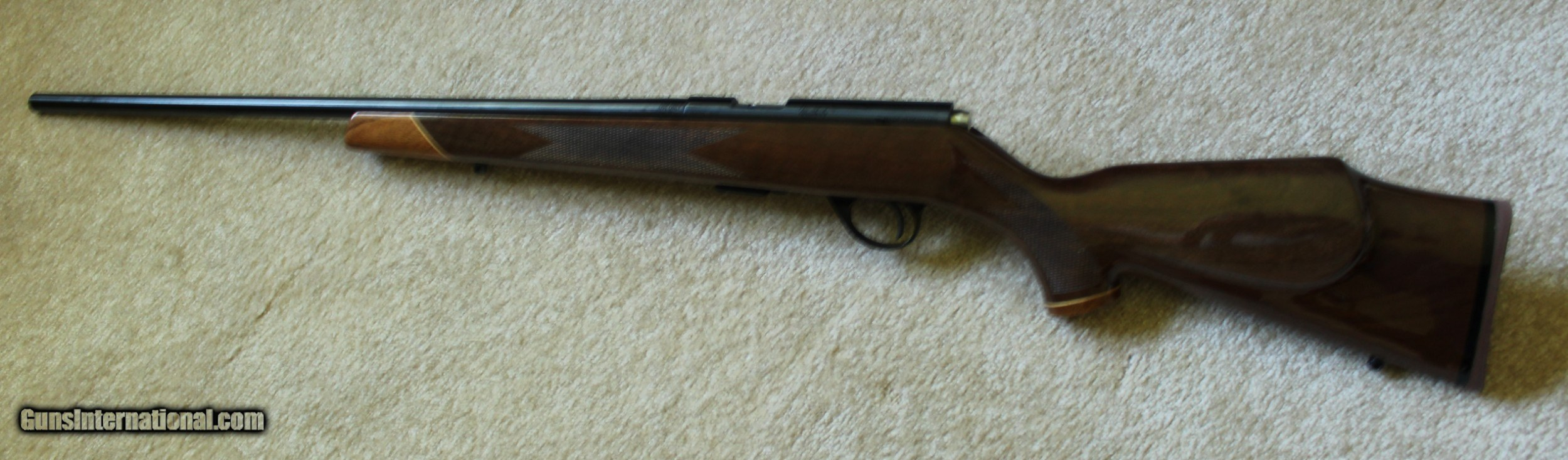 Weatherby XXII Anschutz 22LR for sale