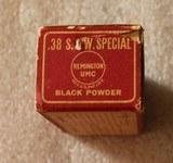 Remington UMC 38 S&W Special - 3 of 3