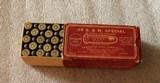 Remington UMC 38 S&W Special - 1 of 3
