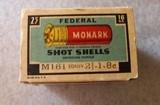 Vintage Federal 16 Ga Shotshells - 2 of 4