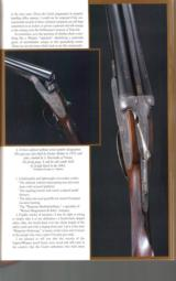 Beautiful and rare 16ga Bittner Side lock, built in 1915, as shown in the Double Gun Journal - 1 of 8