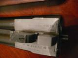 Beautiful and rare 16ga Bittner Side lock, built in 1915, as shown in the Double Gun Journal - 8 of 8