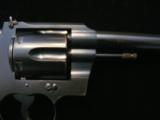 Colt Officers Model with flat top and adjustable front and rear sights in 38 - 3 of 4
