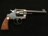 Colt Officers Model with flat top and adjustable front and rear sights in 38 - 2 of 4