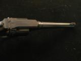 Colt Officers Model with flat top and adjustable front and rear sights in 22LR - 6 of 7