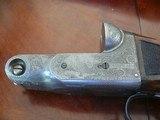 "Original Parker B Grade Trap gun on a 1 1/2 Frame with 32"" barrels"