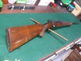 Pre-64 Mod 70 in caliber 30-06, PROJECT gun