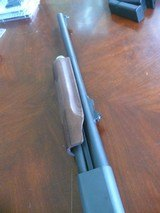Youth Model 870, in 20 ga, Laminate stock with rifled Slug barrel and an IC barrel - 4 of 7