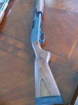 Youth Model 870, in 20 ga, Laminate stock with rifled Slug barrel and an IC barrel - 2 of 7