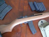 New Production M-1 Carbine with mags and pouches