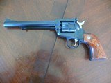 Ruger single six, with both cylinders for 22lr and 22 mag