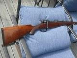 Austrian built Mauser Mannlicher Carbine in 8x57J (.318 bore) - 2 of 7