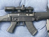 """SIG 556R """"Russian"""" in 7.62x39"""