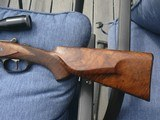 Pre-war Kessler built Break action rifle in 25-35 - 5 of 9