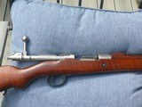Clean and matching 1909 Argentine Rifle