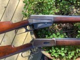 Model 1895 in 35 WCF with a greatbore - 2 of 5