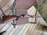6.5x57 Frankonia built Mauser rifle - 1 of 5