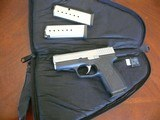 Kahr P9 9mm pistol with two extra mags - 2 of 2