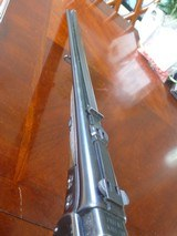 a very scarce Falling Block Double rifle in 9.3x74R made by Kalezky of Vienna - 3 of 12