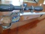 Custom Dakota Mod 10in 280 Remington, built by Edward LaPour, rifle maker - 4 of 12