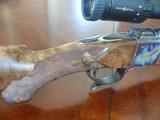Custom Dakota Mod 10in 280 Remington, built by Edward LaPour, rifle maker - 3 of 12