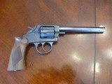 "Model 1900 ""Target "" 22 caliber revolver"