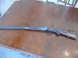 Emil Kerner Double rifle in 8x57R