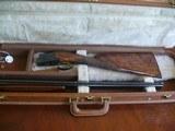 "28 ga Browning Grade1 Superposed ""new Series Skeet"" with upgraded wood, 26.5"" barrels"