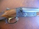 12 Ga Win Model 21 Grade 4 Winchester Custom shop gun engraved by Nick Kusmit
