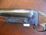 12 Ga Win Model 21 Grade 4 Winchester Custom shop gun engraved by Nick Kusmit - 4 of 20