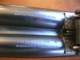 12 Ga Win Model 21 Grade 4 Winchester Custom shop gun engraved by Nick Kusmit - 17 of 20