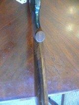12 Ga Win Model 21 Grade 4 Winchester Custom shop gun engraved by Nick Kusmit - 6 of 20