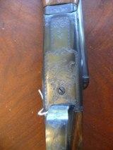 12 Ga Win Model 21 Grade 4 Winchester Custom shop gun engraved by Nick Kusmit - 2 of 20