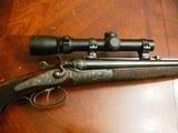 Johann Sigott sxs Cape Hammer gun