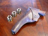 Original Smith and Wesson 1917 45 ACP with holster and three moon clips