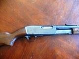 Remington Model 141 Pump rifle in 35 Remington