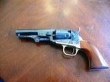 Uberti 31 caliber cap and ball revolver