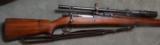 Marine Corp 03A-1 sniper rifle