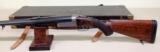 #18014, Rigby double rifle in 470 NE