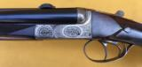 Sale Pending!! Francotte9.3x74r ejector double rifle - Engraving by Jean-Marie Smets - 2 of 9