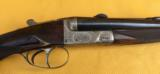 Sale Pending!! Francotte9.3x74r ejector double rifle - Engraving by Jean-Marie Smets - 5 of 9