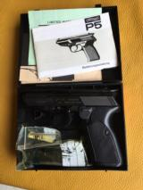 Walther P5 made in 1984 , 9mm.Unfired