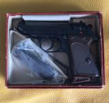 Walther PPK 9mm Kurz . In box Unfired