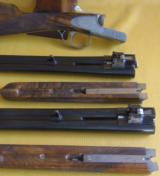 Chapuis Artisan single trigger 2 barrel set 12 Ga and 16 Ga - 9 of 14